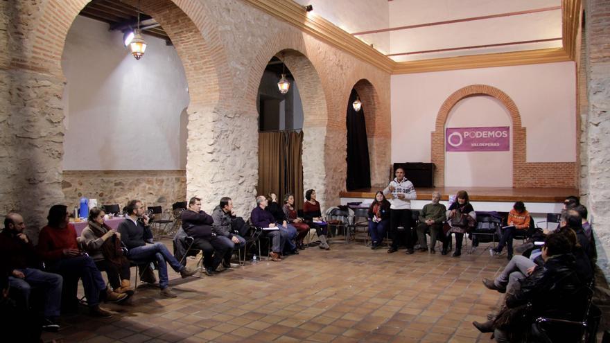 Círculo de Podemos en Valdepeñas