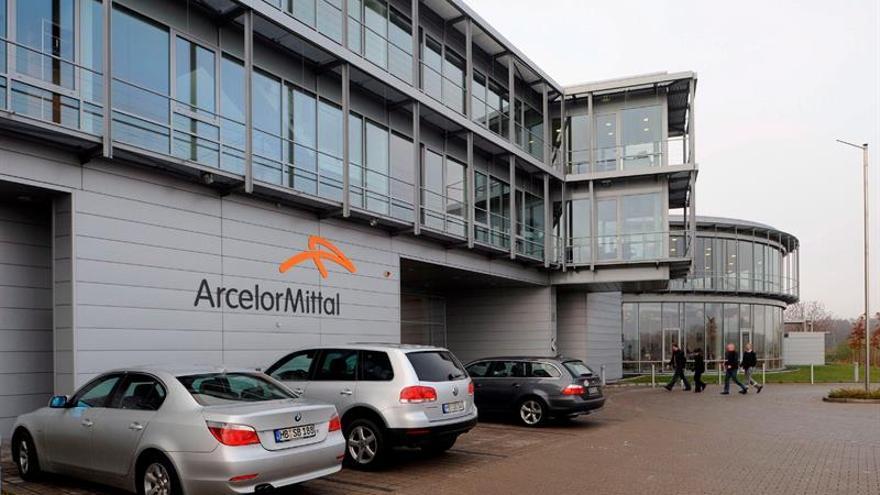 ArcelorMittal obtiene un beneficio de 627,6 millones euros en primer semestre