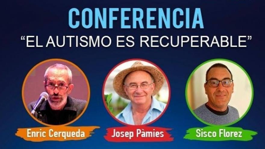"""Anuncio del congreso """"El autismo es recuperable"""""""