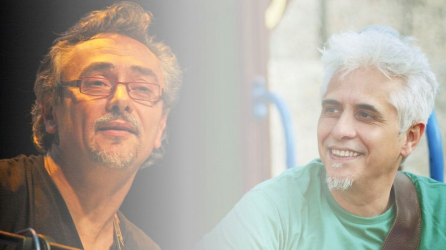 Joan Amèric i Ximo Tébar actuaran mano a mano en Sagunt