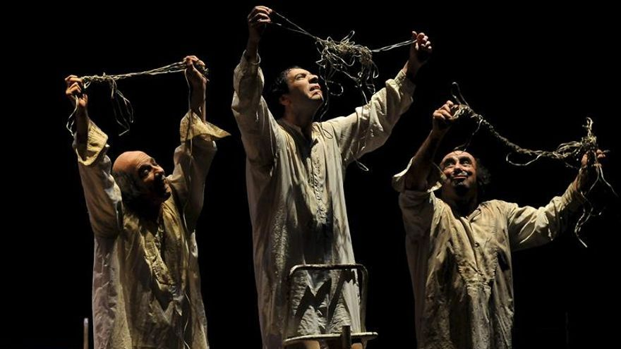 El FIT reconoce la labor de Iberescena por el teatro iberoamericano