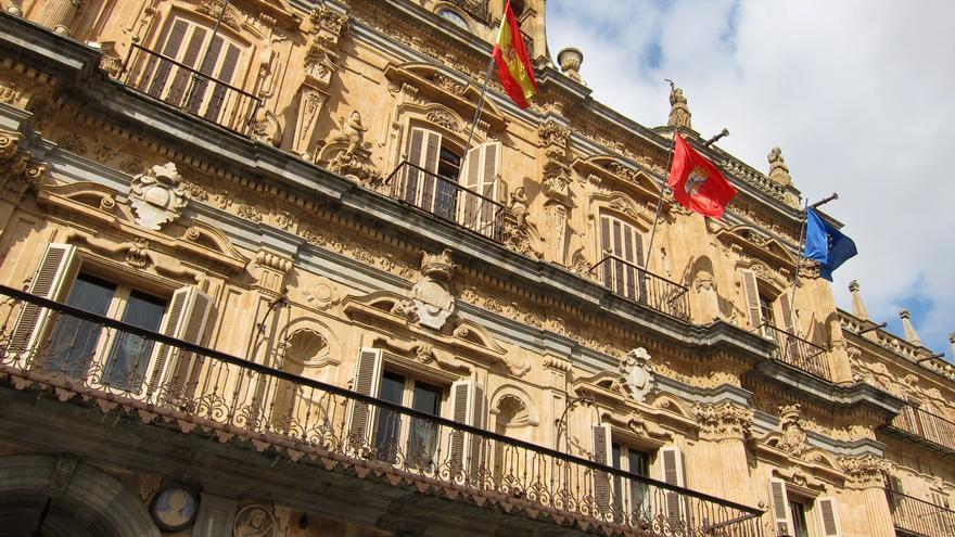 """El Ayuntamiento de Salamanca """"respeta"""" la decisión del TC sobre el archivo pero mantiene que la ley es """"injusta"""""""