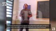 Primeras imágenes de Junqueras, Forn y Romeva en su día a día en la cárcel de Estremera