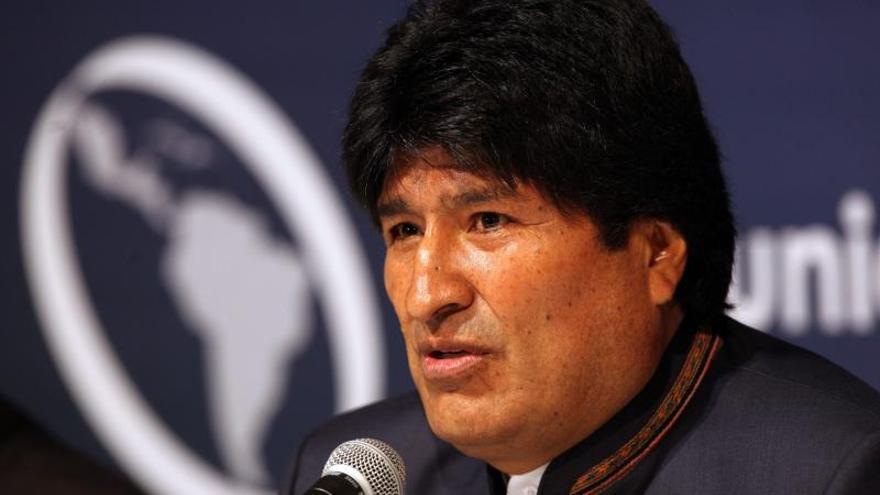 Morales pide a CIJ resolver su demanda con igual equidad que caso Chile-Perú