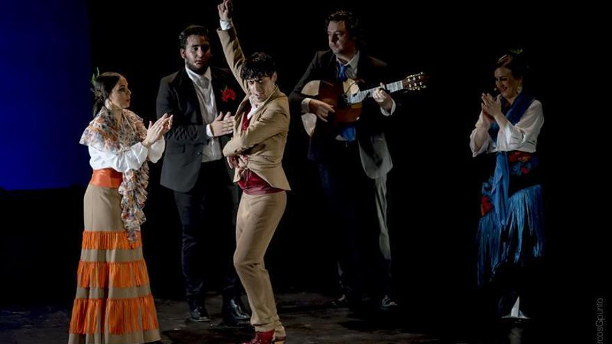 Jesús Carmona, el bailaor que arrasa en Nueva York pero que añora Barcelona