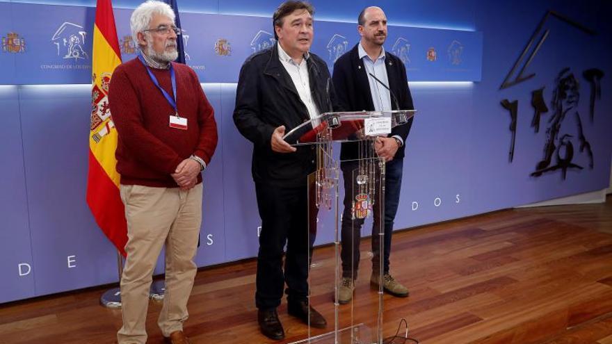"""Teruel Existe dice que sus conversaciones con el PSOE van """"por buen camino"""""""