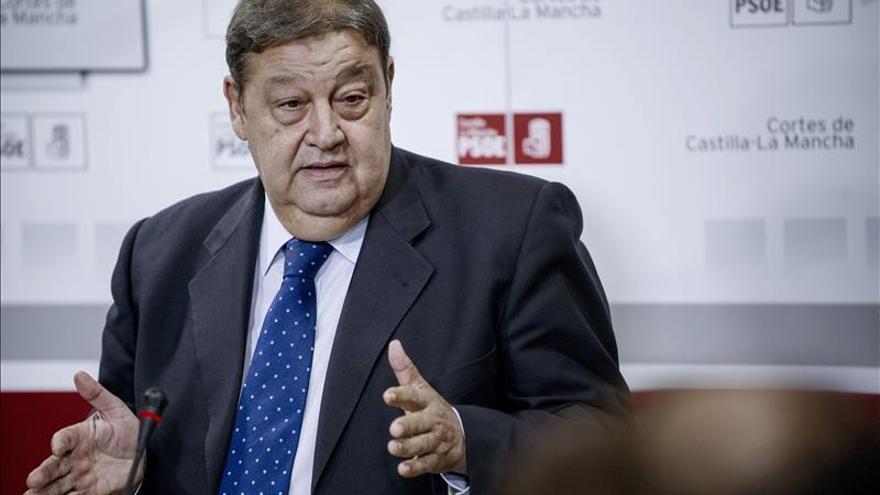 Fernández Vaquero (PSOE), presidente de las Cortes de CLM con el apoyo de Podemos