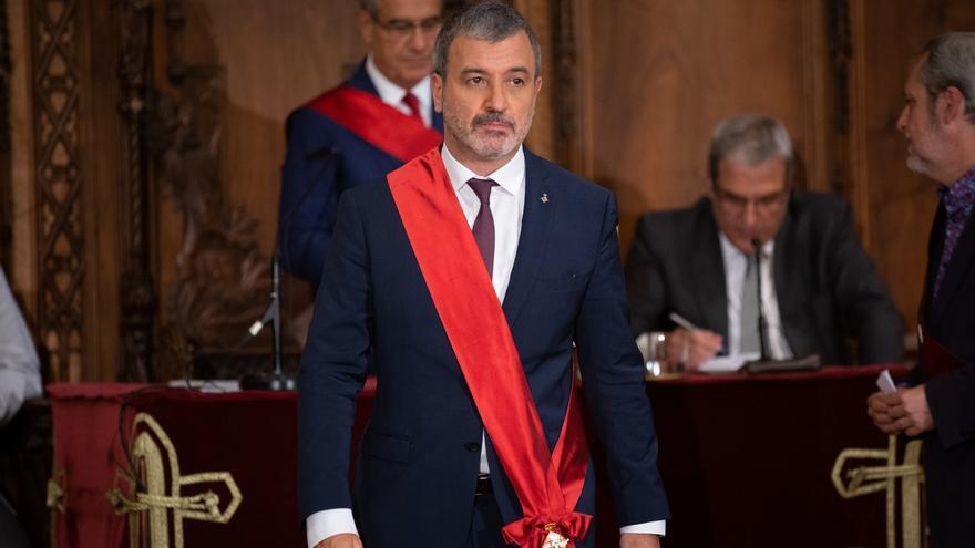 "El primer teniente de alcalde Jaume Collboni (PSC) hace ""una llamada a la calma"""