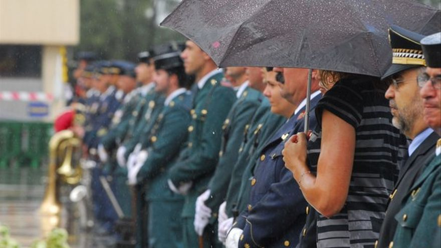 De los actos en honor a la patrona de la Guardia Civil en Gran Canaria #12