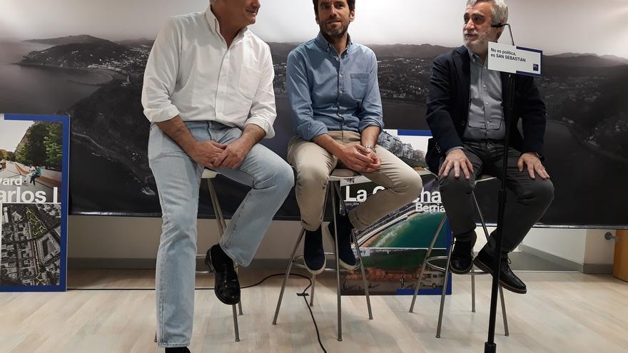 González Pons anuncia que San Sebastián acogerá del 11 al 14 de junio la reunión del grupo popular europeo