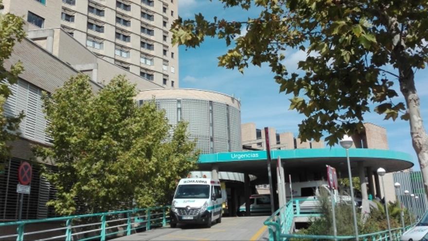 El Hospital Clínico de Zaragoza tiene 257 ingresos por coronavirus, de los que 47 están en UCI.