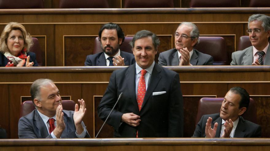 El diputado por Ávila José Ramón García-Hernández
