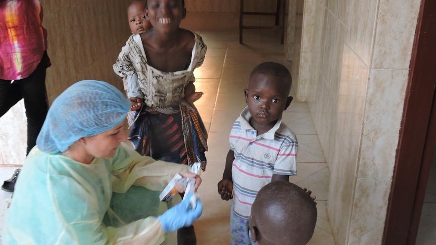 Proyecto Mile 091 en Sierra Leona
