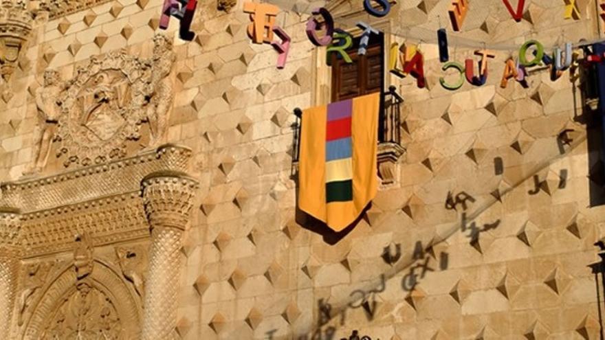 El Palacio del Infantado no será este año sede del Maratón de los Cuentos de Guadalajara