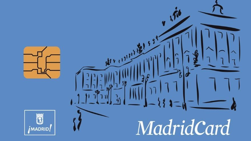 La Madrid Card.