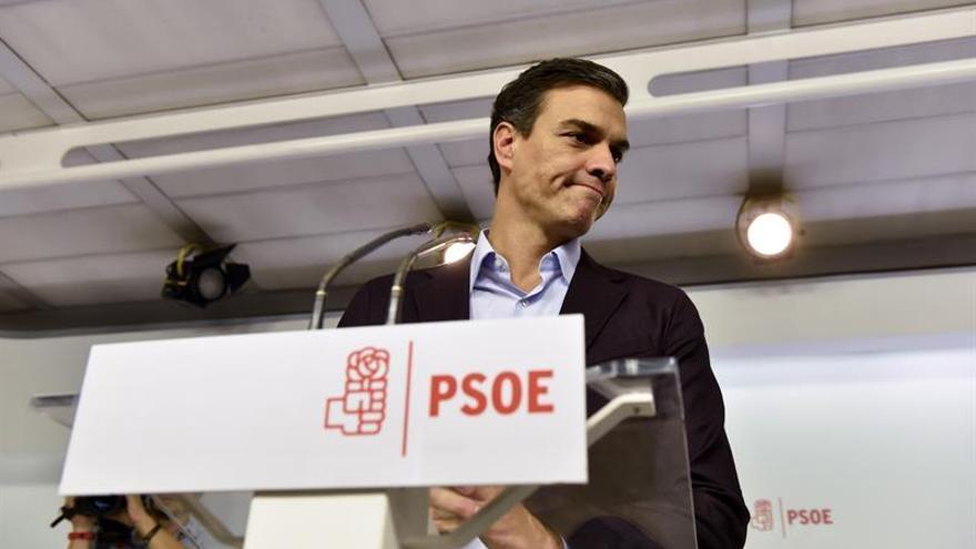 La dimisión de Sánchez abre paso a la formación de Gobierno en España
