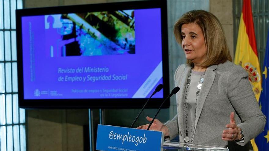 """Bañez: """"El sistema español de pensiones es viable y tiene presente y futuro"""""""