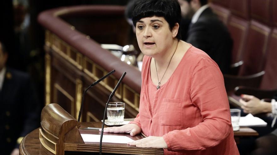 Bildu no descarta apoyar a Domènech para presidir el Congreso si suma una mayoría de cambio en la Mesa
