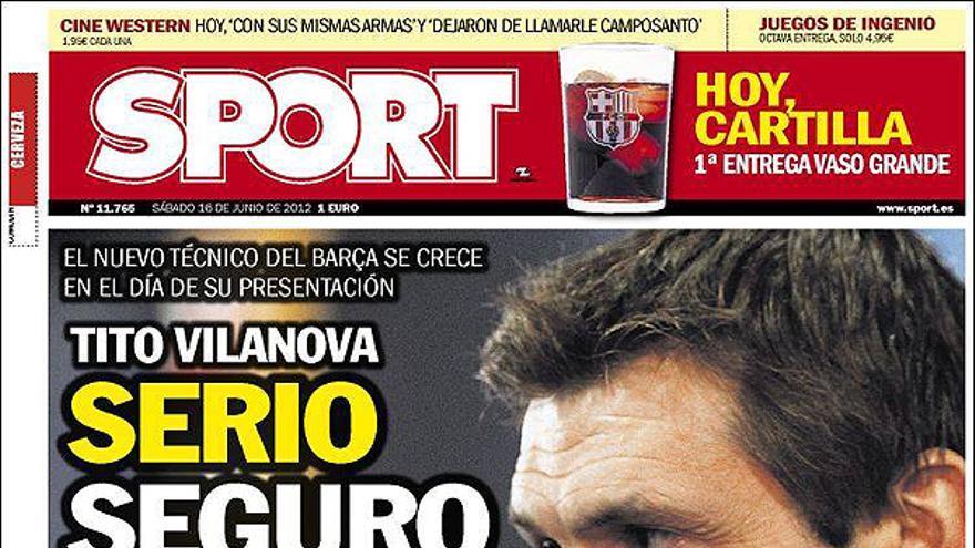 De las portadas del día (16/06/2012) #14