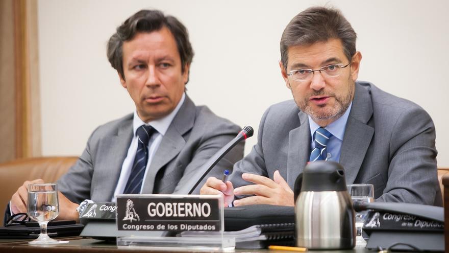 IU-ICV y parte del Mixto piden cuentas a Catalá por las detenciones de exministros franquistas ordenadas por Argentina
