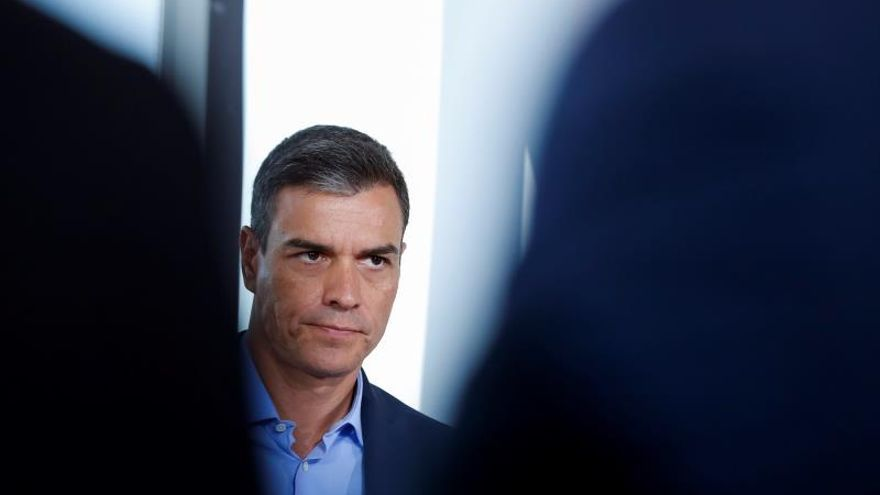"""Pedro Sánchez: """"No tenemos por qué ir a elecciones"""", hay """"un tercera vía"""""""