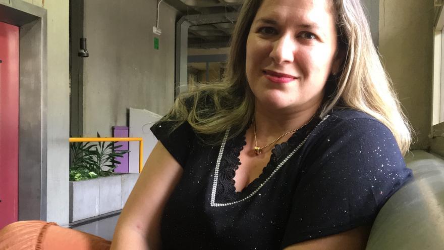 Graciela Padilla, doctora en Ciencias de la Información ofreció una charla en Albacete