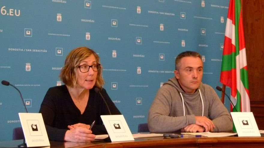 Un total de 263 personas han sido denunciadas en San Sebastián por infringir la normativa del uso de la bicicleta