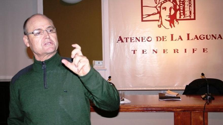 Conferencia 'El Español en Canarias'.
