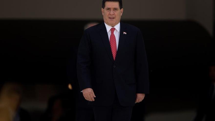 """Paraguay pide la implicación en Acuerdo de París a los países """"más responsables"""""""