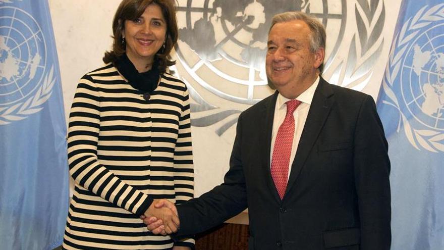 Colombia lleva a la ONU su preocupación por el plan para armar civiles en Venezuela