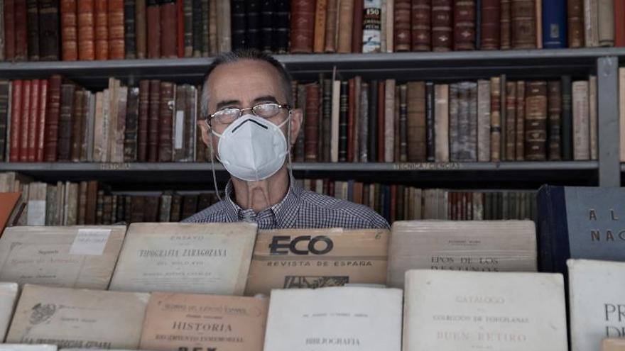 """Los libreros de Moyano piden ayuda para superar """"la cuesta"""""""
