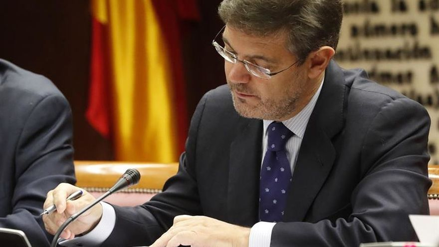 """Catalá sobre la reforma del TC: """"Deshacer lo andado no tiene ningún sentido"""""""