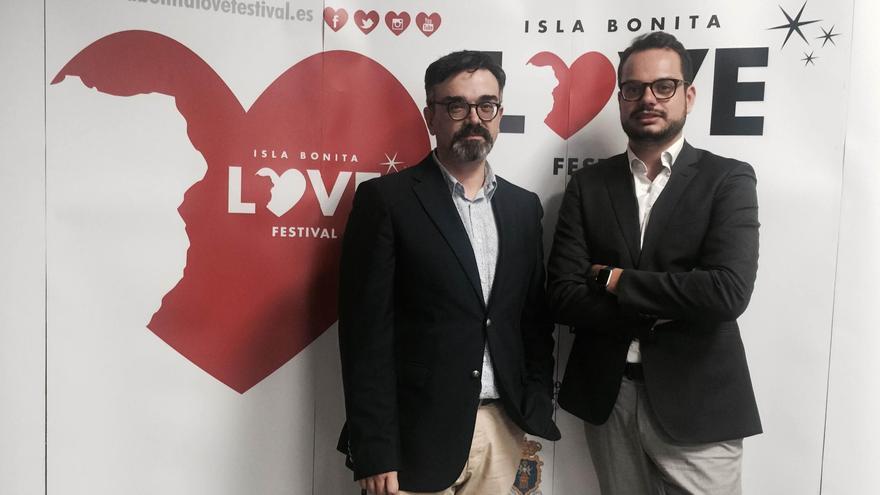 Lucas Balboa y Jordi Pérez.