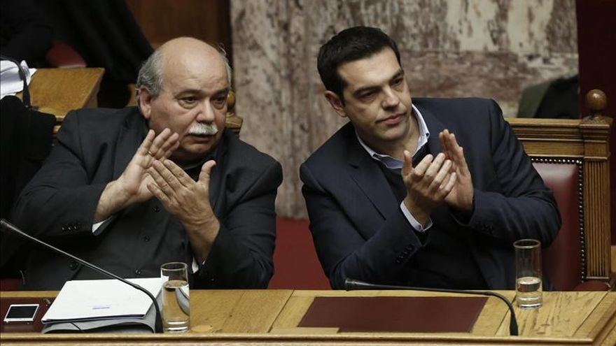 Grecia no pagará al FMI los 1.600 millones que vencen en junio, dice ministro