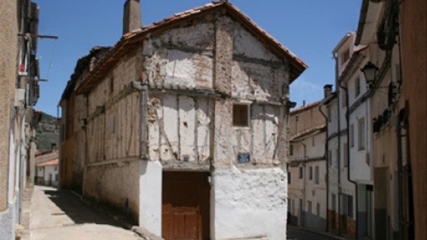 Arquitectura popular en Cañete (Cuenca)