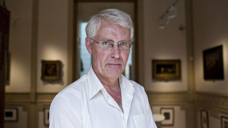Martin Jelsma, especialista holandés en políticas internacionales de drogas. /ENRIC CATALÀ
