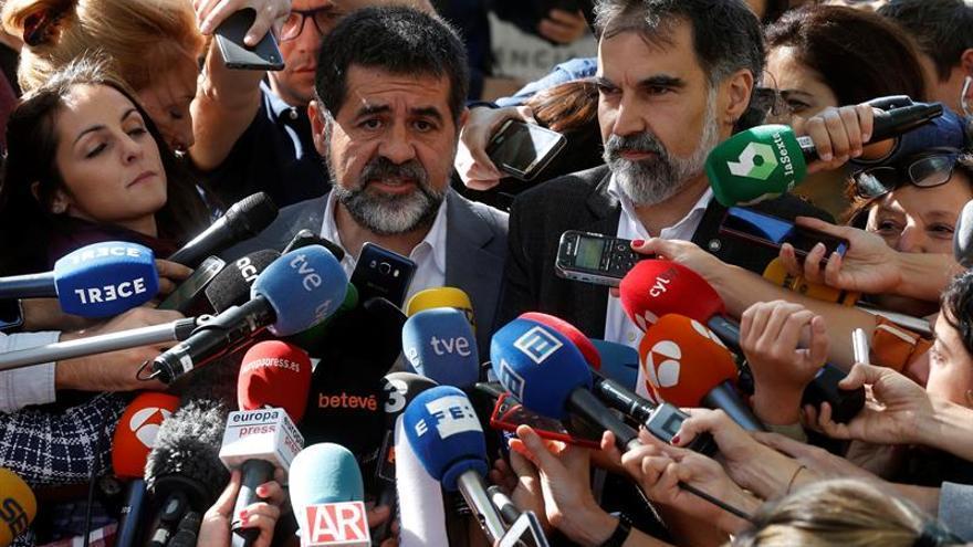 Jordi Sànchez pide al Supremo poder salir de prisión para ir a actos de campaña