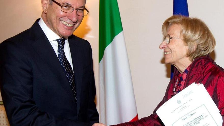 Gioia Tauro, puerto italiano elegido para la carga de arsenal químico sirio