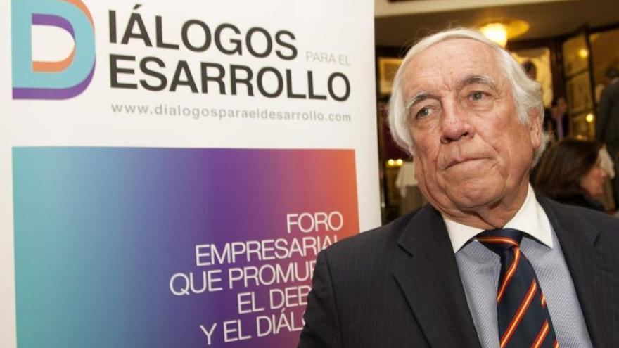 """Espinosa ofrece el """"paraguas"""" de la Marca España a las empresas catalanas"""
