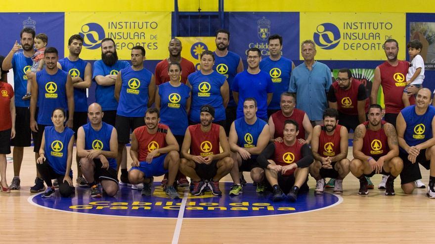 Equipos participantes en el partido de homenaje a Pepe Aguilar