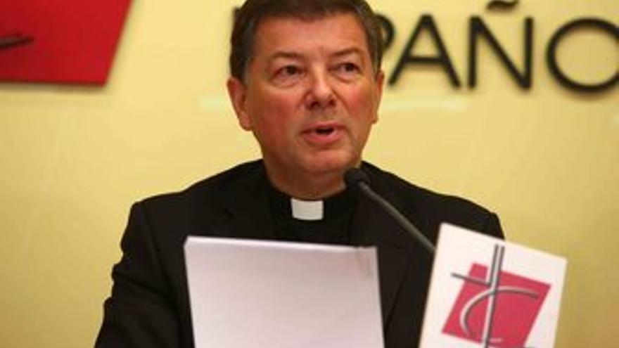 Antonio Martínez Camino, protavoz de la CEE