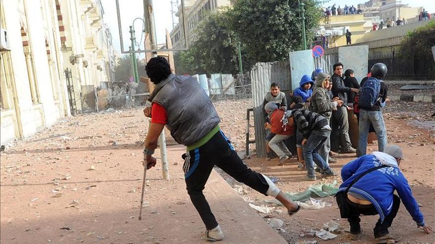 Egipto condena a cadena perpetua al bloguero Ahmed Duma y otras 229 personas