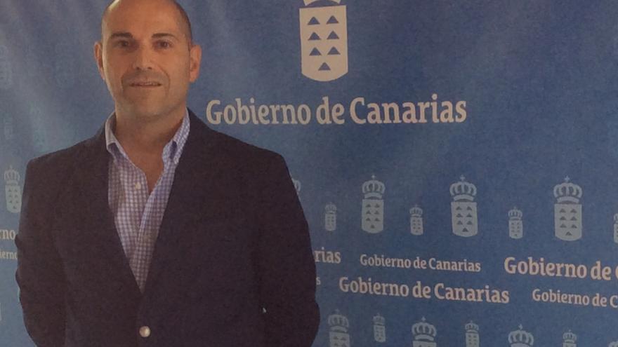 Alfonso López, director del Instituto Canario Calidad Agroalimentaria (ICCA)