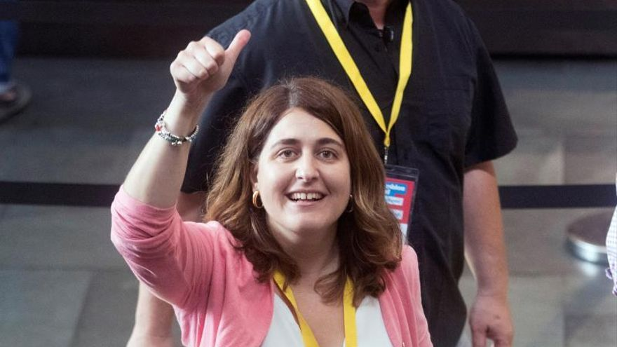 Marta Pascal abre la puerta a crear un partido no subordinado a Puigdemont