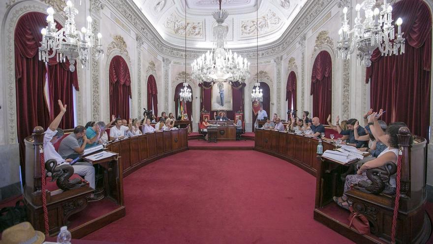El Pleno aprueba por unanimidad la creación del Observatorio Municipal de Vivienda