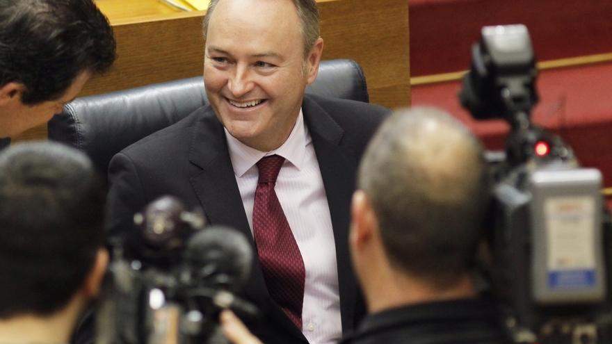 Cospedal confirma a Alberto Fabra que será candidato del PP a la Generalitat