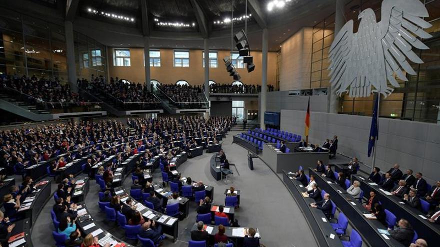 Schäuble, elegido nuevo presidente del Bundestag alemán
