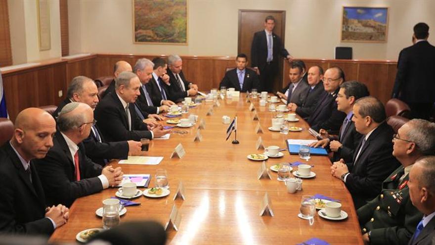 Israel y Honduras afianzan la cooperación con un nuevo acuerdo de seguridad