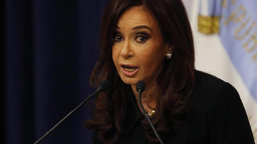 """Cristina Fernández denuncia que hay un """"claro objetivo"""" de meterla """"presa"""""""