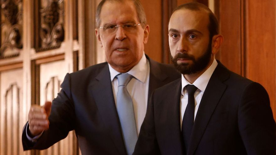 Rusia insta a Armenia y Azerbaiyán a moderar la retórica para alcanzar la paz